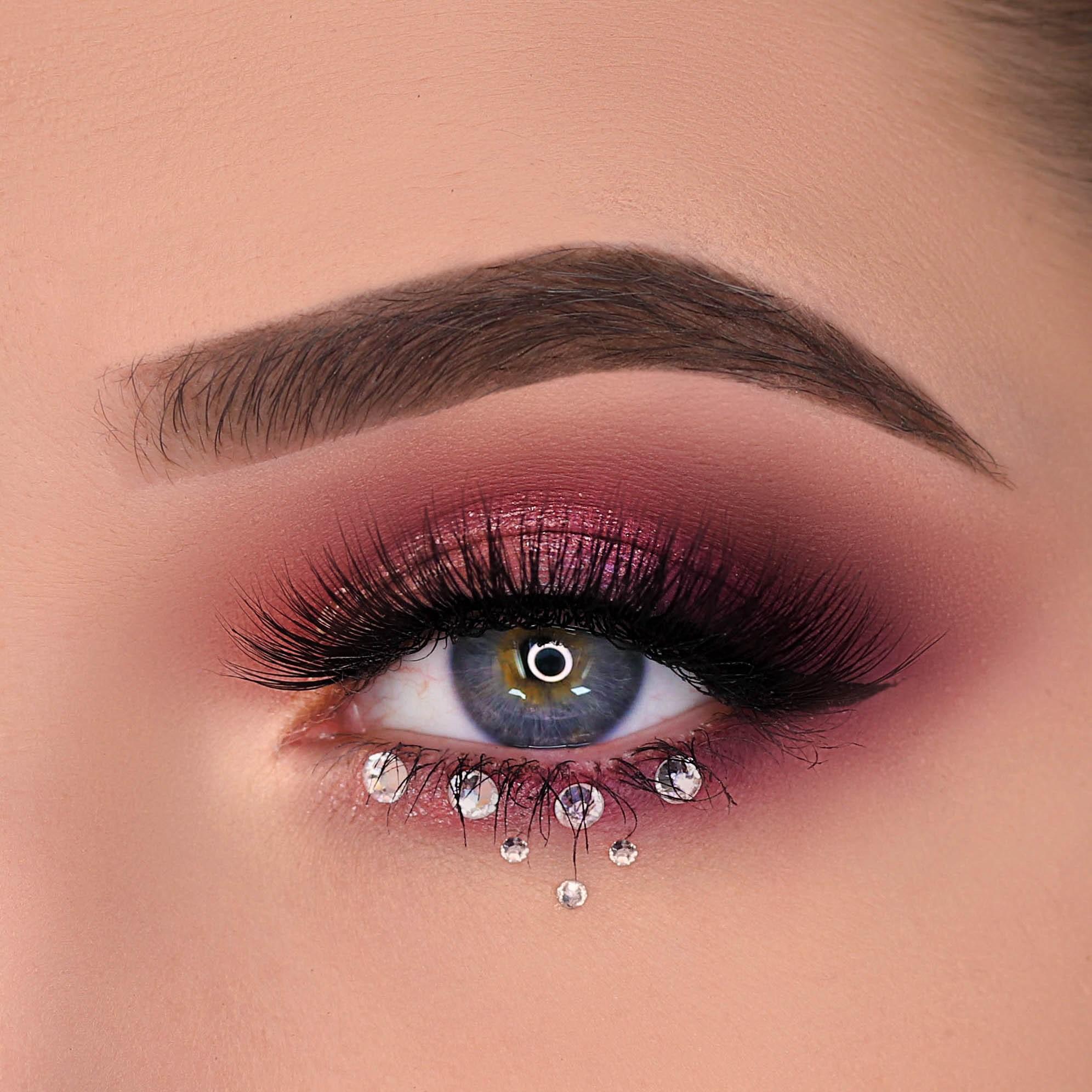 Rhinestone Pink