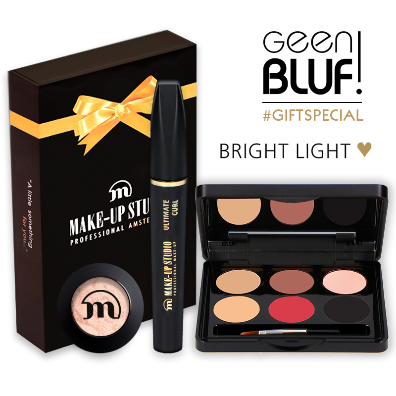 Giftset One Face One Palette Bright Light