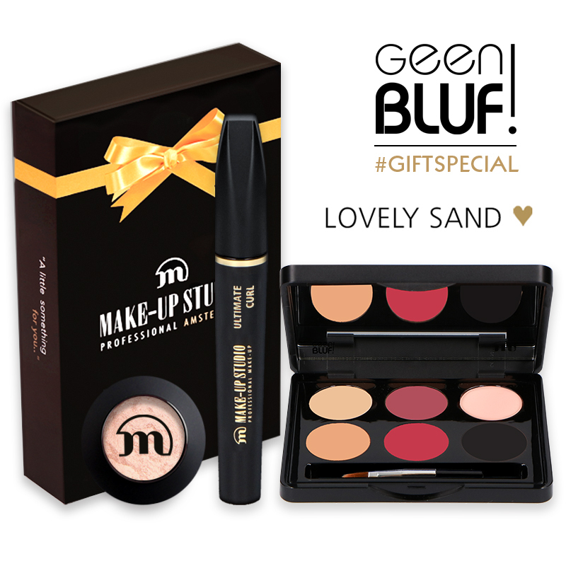 Giftset One Face One Palette Lovely Sand