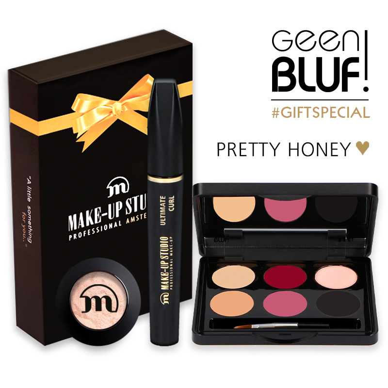 Giftset One Face One Palette Pretty Honey