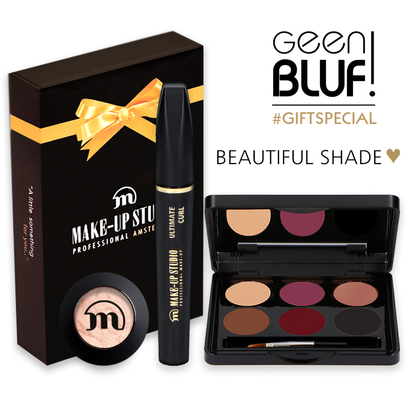 Giftset One Face One Palette Beautiful Shade