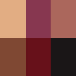 One Face One Palette  - Beautiful Shade