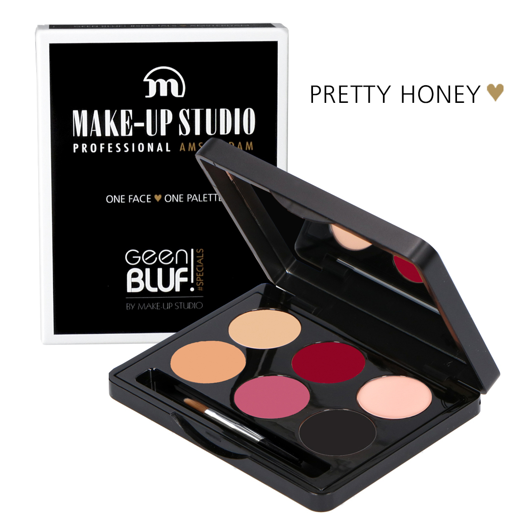 One Face One Palette  - Pretty Honey