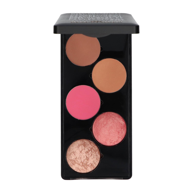 Shape & Glow Cheek Palette - Pink