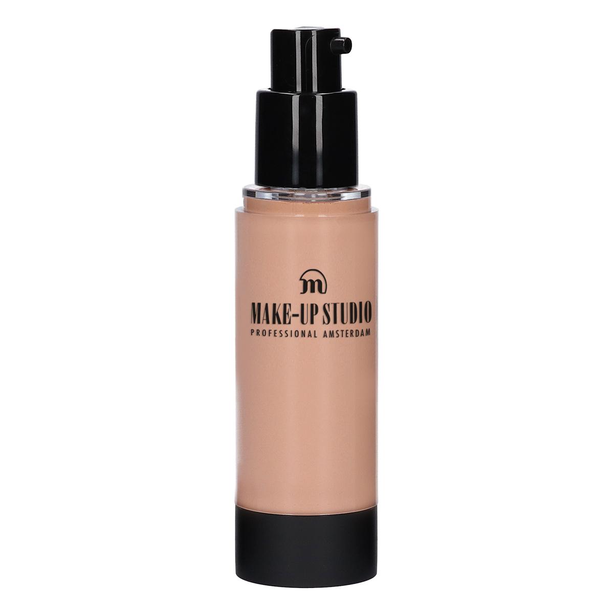 Fluid Foundation No Transfer - Silky Beige