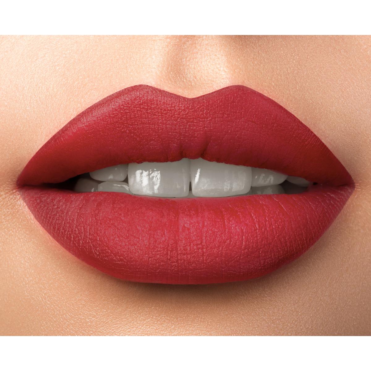 Matte Silk Effect Lip Duo Lippenstift - Sincerely Red