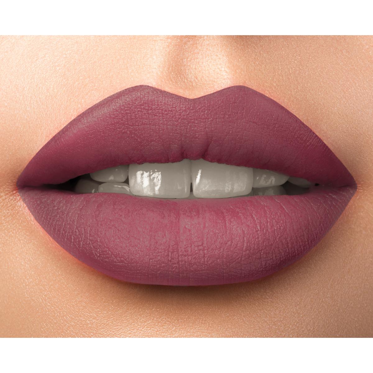 Matte Silk Effect Lip Duo Lipstick - Velvet Mauve