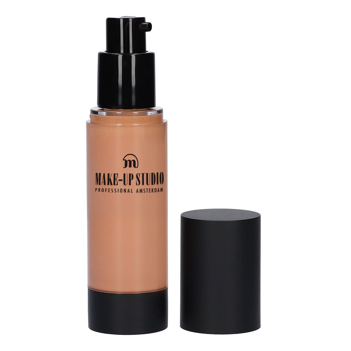 Fluid Foundation No Transfer - WA4 Light Olive Beige