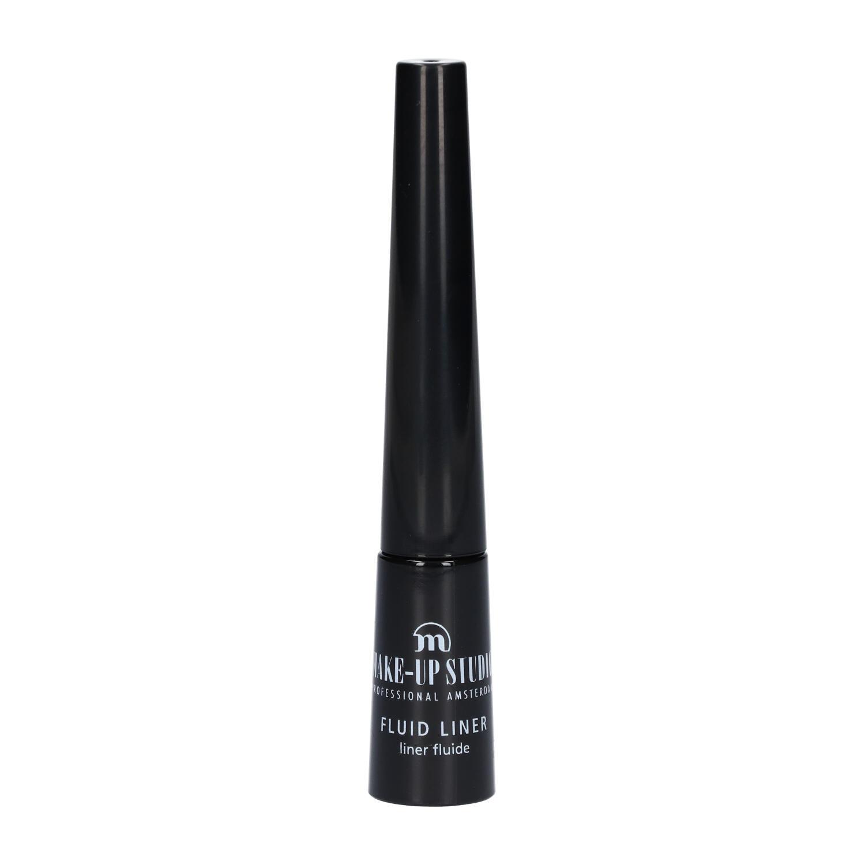 Fluid Liner Eyeliner - Sparkling Black/Zwart