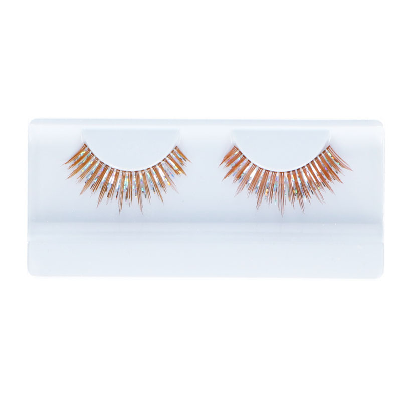 Lashes Glitter & Glamour Silver Brown