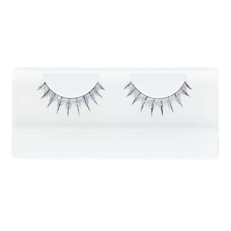 Lashes Glitter & Glamour Sophisticated Silver