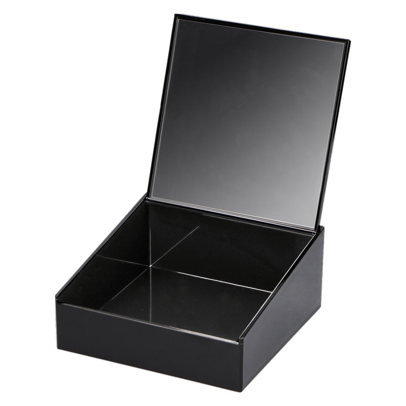 Box With Mirror, 178x178x80 mm