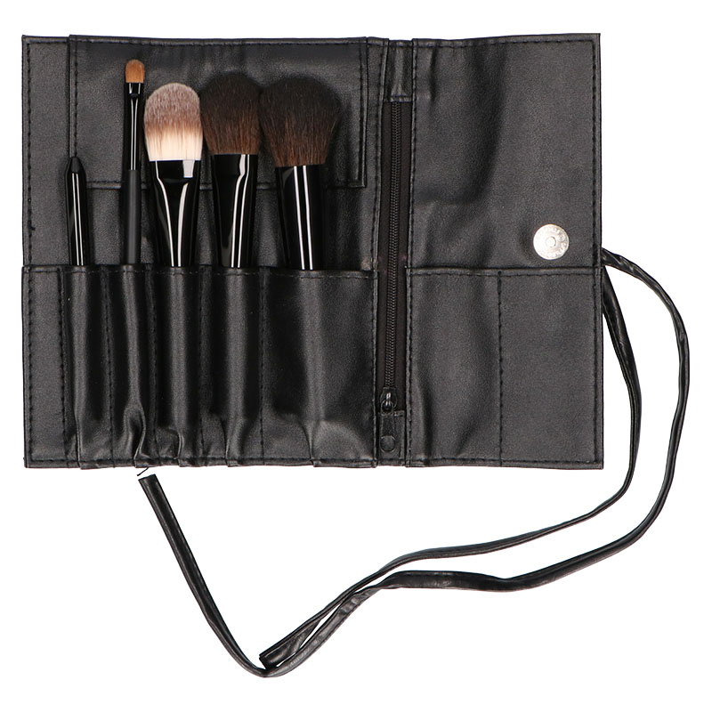 5-pocket Brush Pouch Small (incl. brushes)