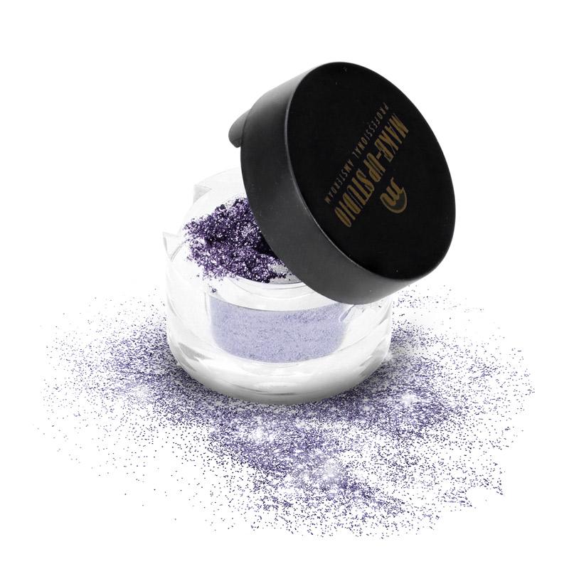 Shiny Effects Eyeshadow - Silver Lilac