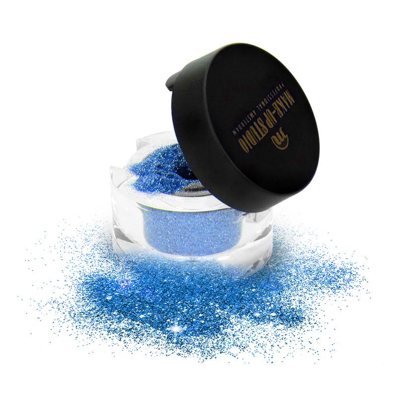 Cosmetic Glimmer Effects Eyeshadow - Blue