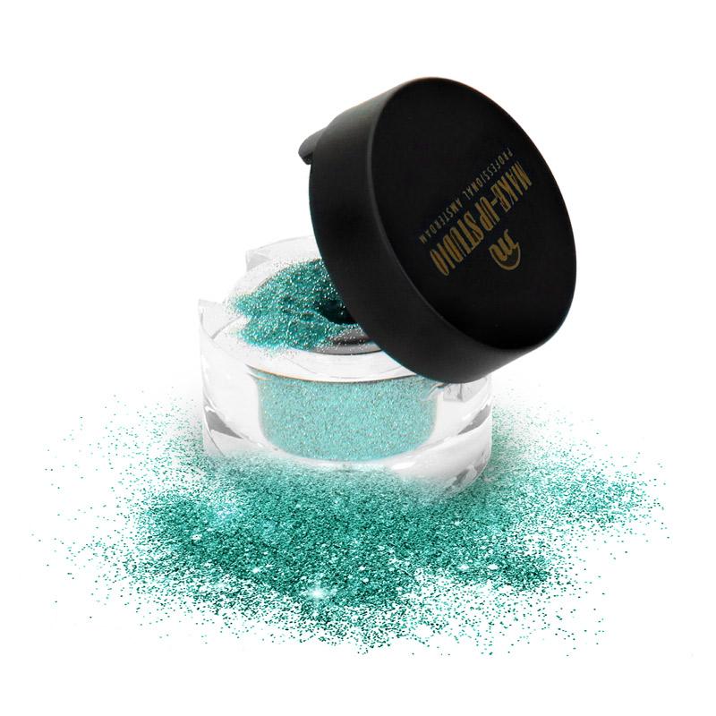 Cosmetic Glimmer Effects Eyeshadow - Emerald