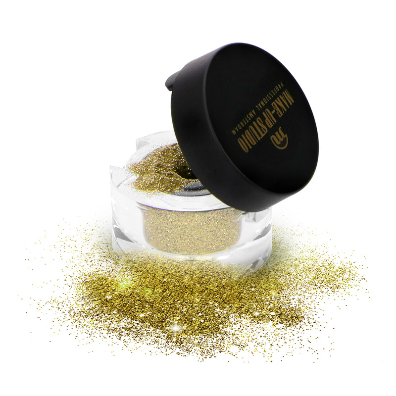 Cosmetic Glimmer Effects Eyeshadow - Malibu Gold