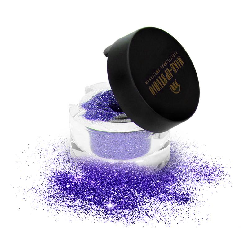Cosmetic Glimmer Effects Eyeshadow - Purple