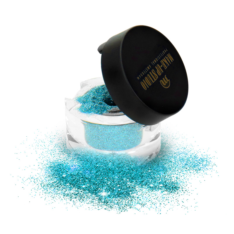 Cosmetic Glimmer Effects Eyeshadow - Turquoise