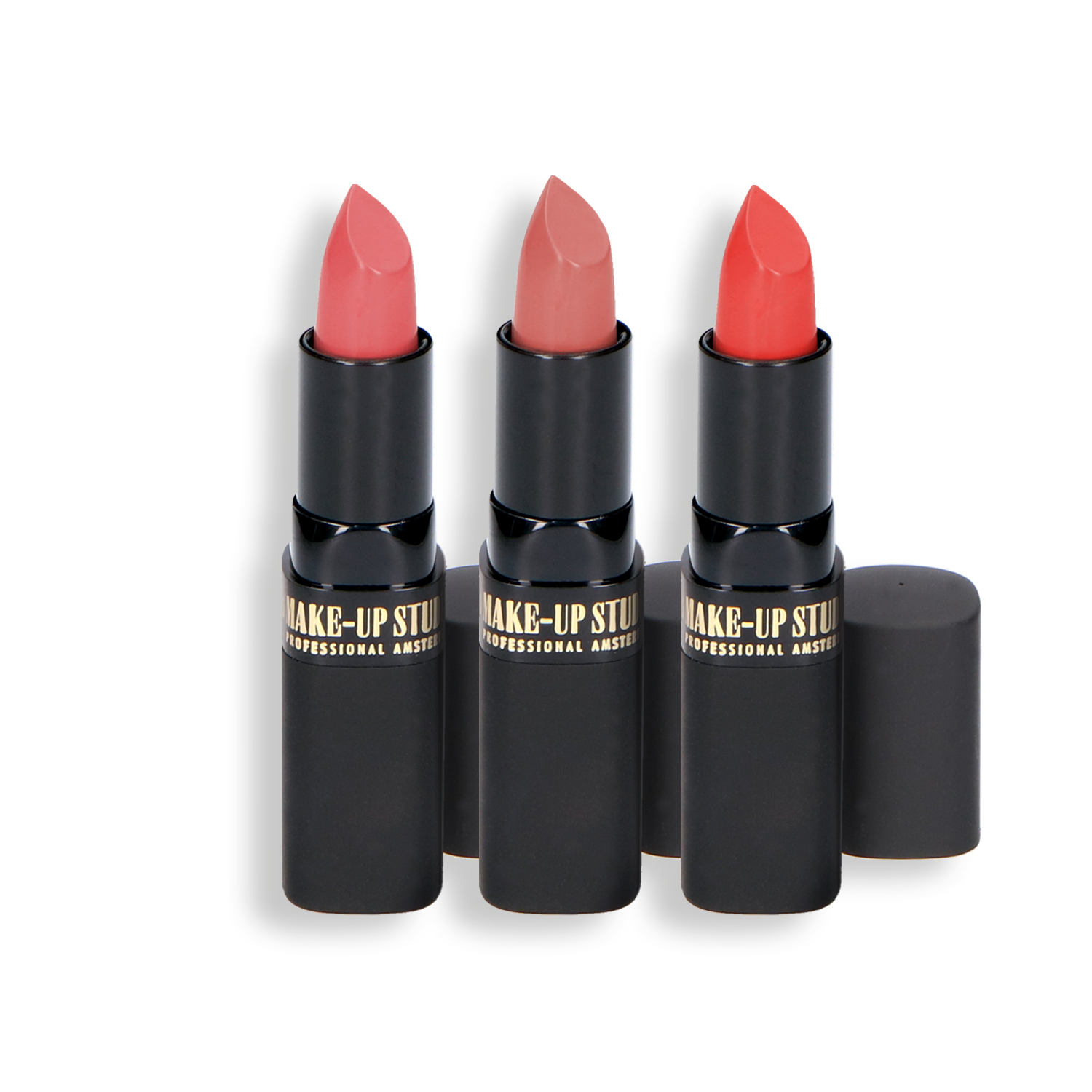 Giftbox Matte Lipstick Collection - 3 lipsticks