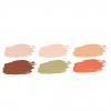 Concealer Box 6 colours - 1